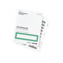 HP LTO-8 Ultrium RW Bar Code Label Pack (Q2015A)