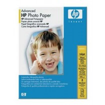 Papir HP ADVANCED 13x18/25, 250g/m2, 25 listova, glossy, Q8696A