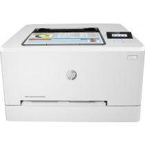 HP Color LaserJet Pro M254nw, T6B59A, bijela, c/b 21str/min, kolor 21str/min, print, laser, color, A4, USB, LAN, WL, 12mj