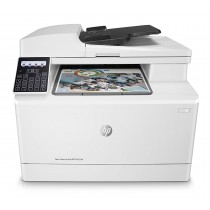 HP Color LaserJet Pro MFP M181fw, T6B71A, print, scan, copy, fax, ADF, laser, color, A4, USB, LAN, WL, 4-bojni, bijela, 12mj