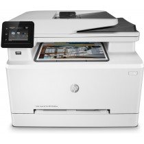 HP Color LaserJet Pro MFP M280nw, T6B80A, print, scan, copy, ADF, laser, color, A4, USB, LAN, 4-bojni, bijela, 12mj