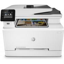 HP Color LaserJet Pro MFP M281fdn, T6B81A, print, scan, copy, fax, ADF, duplex, laser, color, A4, USB, LAN, 4-bojni, bijela, 12mj