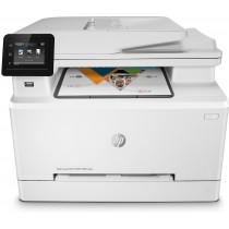 HP Color LaserJet Pro MFP M281fdw, T6B82A, print, scan, copy, fax, ADF, duplex, laser, color, A4, USB, LAN, WL, 4-bojni, bijela, 12mj