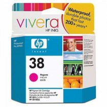 Tinta HP 38 C9416A, magenta, 27 ml