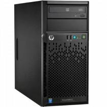 "Server HP ML10v2 Proliant, 822448-425, 1x Intel Xeon E3-1220v3, 1x 1TB HDD 3.5"" LFF, B120i SATA RAID, 8GB, LAN 2x, 1x 350W, Tower, 12mj (12/0/0)"