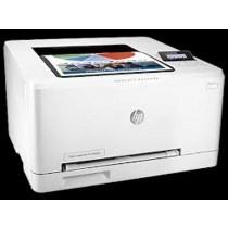 HP Color LaserJet Pro M252n, B4A21A, bijela, c/b 18str/min, kolor 18str/min, print, laser, color, A4, USB, LAN, 12mj