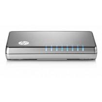 Switch HP 1405-8G, J9794A, Gigabit, 8x, 8x GbE, tamno siva
