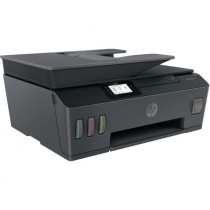 HP Ink Tank 615 Wireless All-in-One, print, scan, copy, ADF, tintni, color, A4, USB, WL, Bt, 4-bojni, crna, 12mj, (Y0F71A)
