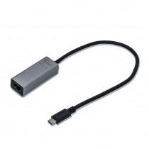 USB Kabel na LAN USB-C (m) na LAN, crna, USB 3.1 (C) - RJ-45 Female, GbE (C31METALGLAN)