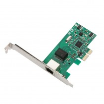 Mrežna kartica GbE PCI-E x1 Gigabit Ethernet Card 1000/100/10MBps Regular and Low Profile (PCEGLAN)