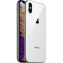 """Apple Iphone XS, silver, iOS 12, 4GB, 64GB, 5.8"""" 2436x1125, 12mj, (MT9F2_/A)"""