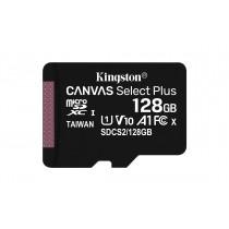 SDXC 128GB Select+, Kingston, SDCS2/128GB, microSDXC, 36mj