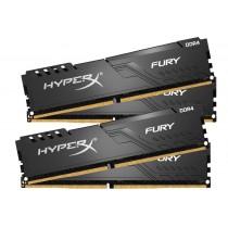 DDR4 32GB (4x8GB), DDR4 3200, CL16, DIMM 288-pin, Kingston Fury HX432C16FB3K4/32, 36mj