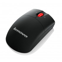 Miš Lenovo Laser Wireless Mouse, Laserski, USB wireless, crna, 12mj, (0A36188)