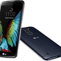 """LG K10 K420N, crna, Android 5.1.1, 1.5GB, 16GB, 5.3"""" 1280x720, 24mj"""