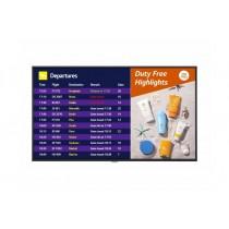 "TV LCD LG 55"" Commercial, 55UH7F-B, UHD 4K, 24mj"