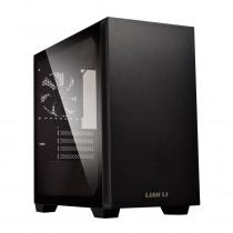Kućište Lian Li LANCOOL 205 M BLACK, crna, Micro ATX, 24mj