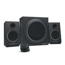 Zvučnici Logitech Z333, 2.1, 40W RMS, crna, (980-001202)