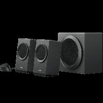 Zvučnici Logitech Z337, Bluetooth, 2.1, 40W RMS, crna, 24mj, (980-001261)