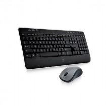 Tipkovnica Logitech MK520, miš + tipkovnica, bežično, USB