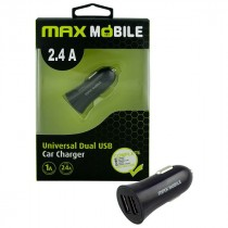 USB punjač 12-24V DC -> 5V 2x USB A, 2.4A, SC-106