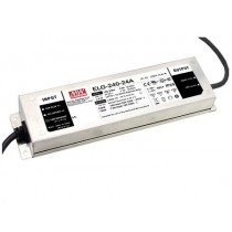 Napajanje AC-DC 240W, 230V -> 24V 10A, IP67, 60mj, Mean Well, (ELG-240-24A)