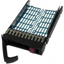 "Kućište MicroStorage 2.5"" HotSwap Tray SATA/SAS for HP G6/G7, crna, 2.5"", 6mj (KIT250 378343-002)"