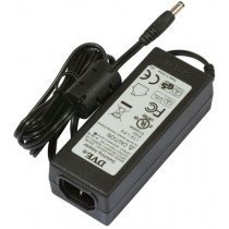 Mikrotik AC Adapter High Power 24V 2.5 AC->DC adapter, 24HPOW