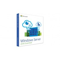 Microsoft Windows Server 2016 Essentials, EN, Licenca, 25 Usr, 50 Dev, Trajna, 64-bit, DVD, G3S-01045