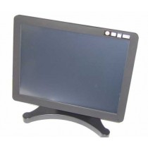 "Monitor NaviaTec 15"" POS touch screen, 1024x768, VGA, USB (NTC-1508A2)"