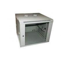 """Ormar 19"""" NaviaTec, siva, 15U, (w)570mm, (d)600mm, Zidni (WCAB15U-SE5460G)"""