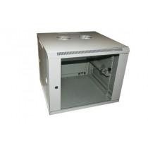 """Ormar 19"""" NaviaTec, siva, 22U, (w)600mm, (d)600mm, Zidni (WCAB22U-S6060G)"""