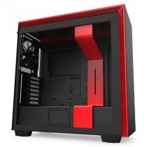Kućište NZXT H710 Black/Red, crna, ATX, 24mj (CA-H710B-BR)