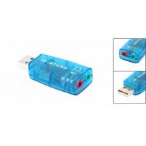 Zvučna kartica USB, virtual 5.1, model 552