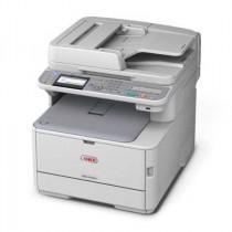OKI MC342dnw, c/b 22str/min, kolor 20str/min, print, scan, copy, fax, ADF-D, duplex, laser, color, A4, USB, LAN, WL, 4-bojni, PCL6, PCL5c, 24mj