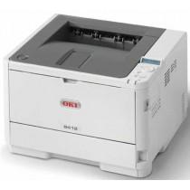 OKI B412dn, 45762002, bijela/crna, c/b 33str/min, print, duplex, laser, A4, USB, LAN, 12mj