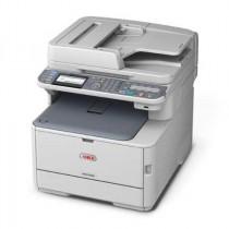 OKI MC562dnw, 44952244, c/b 30str/min, kolor 26str/min, print, scan, copy, fax, ADF-D, duplex, laser, color, A4, USB, LAN, WL, 4-bojni, PCL6, PCL5c, PS3, 24mj