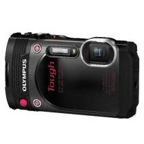 Olympus TG-870 Black, crna, 16Mpx, 5x opt. 21-105mm f3.5-5.7 LCD, GPS, Podvodan 15m, Niske temp. -10oC, Pad s vis. 2.1m, 24mj, V104200BE000