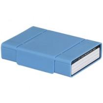 """Kućište Orico 3.5"""" HDD zaštitna kutija, antistatična, otporna na prašinu/vodu/udarce/vlagu, plava (ORICO PHP-35-BL)"""