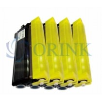 Orink toner Brother TN210/230/240/270 Yellow (OR-TN210/230)