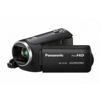 "Panasonic HC-V210E, crna, FullHD 50p, 38x opt. 32.3-1365mm, 2.7"", foto 10Mpx, Power O.I.S., 12mj"