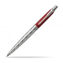 Olovka Parker Jotter BallPen 2025892, srebrna, crvena