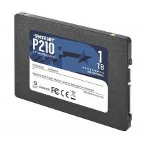 """SSD Patriot 1TB crna, P210, P210S1TB25, 2.5"""", SATA3, 36mj"""