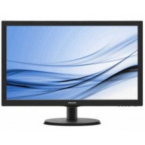 "Monitor Philips 21.5"", V-Line, 223V5LHSB, 1920x1080 mat, LCD LED, TN, 5ms, 170/160º, VGA, HDMI, crna, 24mj"