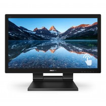 "Monitor Philips 21.5"", B-Line, 222B9T/00, 1920x1080 touch, TN, 5ms, 170/160o, VGA, HDMI, DVI-D, Lift, crna, 24mj"