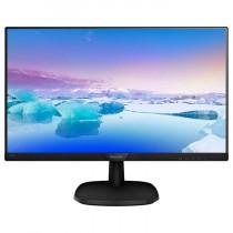 """Monitor Philips 23.6"""", V-Line, 243V7QDSB, 1920x1080, IPS, VGA, HDMI, DVI-D, crna, 24mj"""