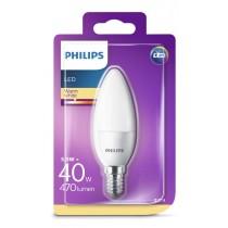 Philips Žarulja B35 E14 LED, 5.5W, 470lm, 2700K, Svijeća, (929001157717)