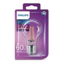 Philips Žarulja A60 E27 LED, 7W, 806lm, 2700K, Kruška, (929001237201)