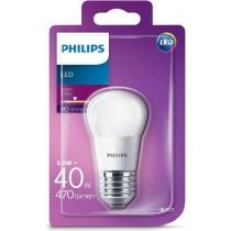 Philips Žarulja P45 E27 LED, 4.5W, 470lm, 2700K, Kruška, (929001175417)
