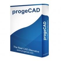 progeCAD 2D/3D Professional 2018 SL, EN, Licenca, 1 Usr, 2 Dev, Trajna, WIN, Licenca